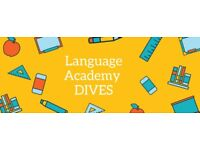 Highly qualified English teacher for group or individual lessons