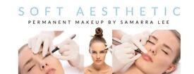 Permanent makeup £100 off first treatment!