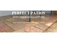 Perfect Patios Cardiff - Call 07963773906 to book your free quote