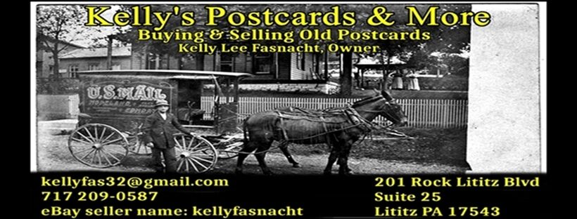 Kelly's Postcards and More