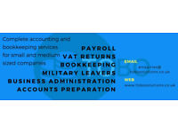 Accounting/ Bookkeeping