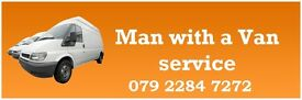 24/7 Man and Van Removals, Rubbish Dump, House Moving in Dagenham, Rainham, Romford, Barking, Essex