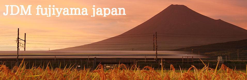 JDM fujiyama japan