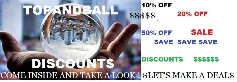 TOPANDBALL DISCOUNT$