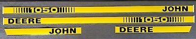John Deere 1050 Hood Decal Set