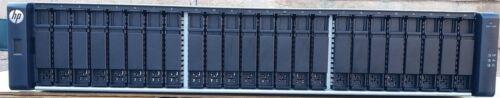 HPE MSA 1040 2-port Fibre Channel Dual Controller SFF Storage E7W00A
