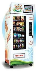 Healthy Snack Vending Machine Belleville Belleville Area image 2