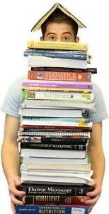 How to get more money for college text books