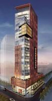 The Yorkville Condo- in Bay and Bloor Area-Brand New -2BR+2WR