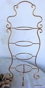 tea cup and saucer stand/holder