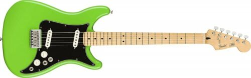 Fender Electric Guitar Player Lead II Maple Fingerboard Neon Green