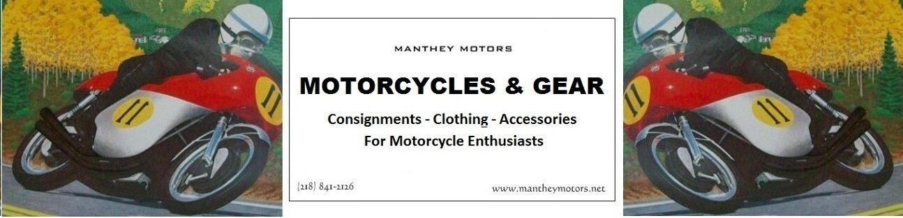 Manthey Motors - Motorcycles & Gear