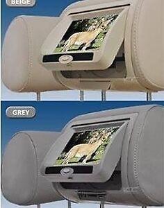 Appuie-tête avec lecteur DVD - Video Headrest for Car