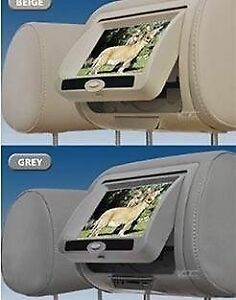 Video Headrest for Car