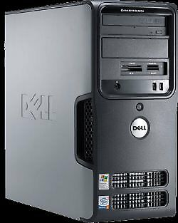 Dell Dimension 5000 Tower PC - Windows 10 Professional / Office 2016 Professional Plus