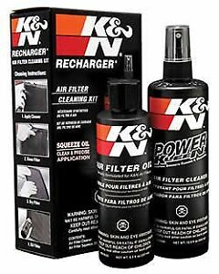 K & N filter recharger kit - only 10 dollars