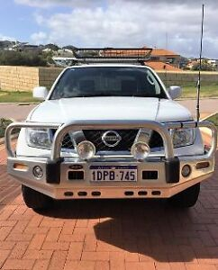 2011 Nissan Navara Ute **12 MONTH WARRANTY** West Perth Perth City Area Preview