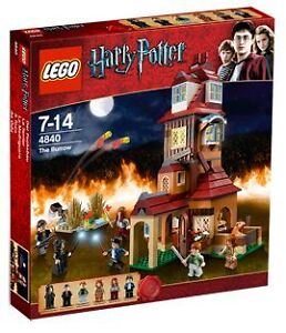 LEGO - Harry Potter - The Burrow