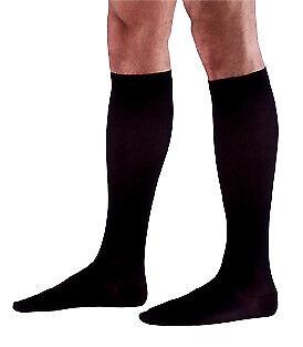 Sigvaris 922C Access 20-30 mmHg Closed Toe Ribbed Calf High Compression Socks f ()