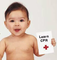 Red Cross Emergency Child Care First Aid + CPR-B