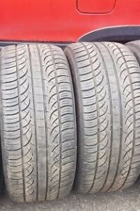 275/40R19 PIRELLI Pzero Nero All Season