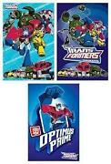 Transformers Animated Lot