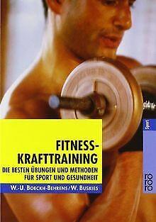 Fitness-Krafttraining: Die besten Übungen und Methoden f... | Buch | Zustand gut