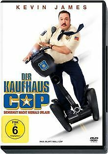 Der Kaufhaus Cop von Steve Carr | DVD | Zustand sehr