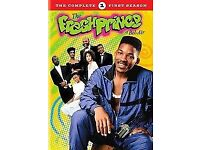 Fresh Prince of Bel Air Series 1 dvd