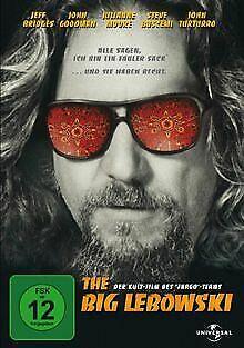 The Big Lebowski von Joel Coen | DVD | Zustand gut
