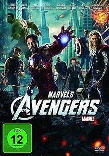 Marvel's The Avengers von Joss Whedon   DVD   Zustand gut