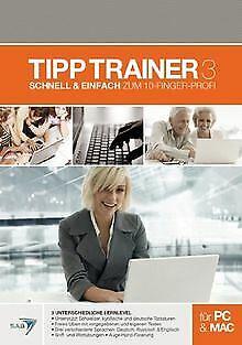 Tipptrainer 3 von S.A.D. GmbH | Software | Zustand gut