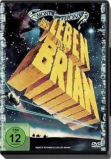 Monty Python - Das Leben des Brian von Terry Jones   DVD   Zustand gut