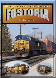 Hotspots Of Ohio Fostoria - Limited Edition
