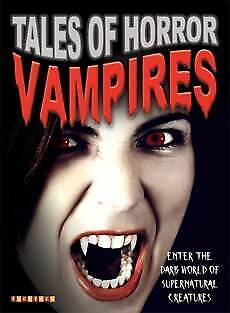 Tales Of Horror Vampires - Jim Pipe NEW | Other Books