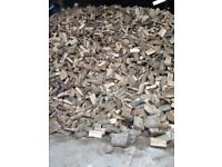 Firewood logs for sale.