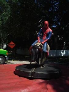 Company party fun! - Mechanical Bull and party rentals Strathcona County Edmonton Area image 7