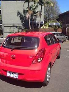 2012 Hyundai i20 Hatchback Elwood Port Phillip Preview