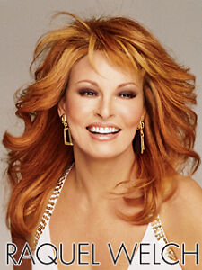 Raquel Welch Human Hair Wigs - Marked Down to $100.00