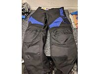 Profirst Big Pocket Motorcycle Trousers New with tags