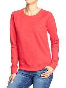 Old Navy women's red crewneck sweatshirt Size Small NWT London Ontario image 1