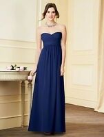 Navy bridesmaid dress. Size 4 and 8