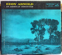EDDY ARNOLD (AMERICAN INSTITUTION -1954) Vinyl Collector Classic