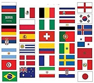 WORLD CUP FLAGS - BUSINESS OPPORTUNITY