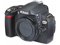 Nikon D60 body for sale £100
