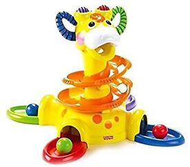 Fisher price giraffe toy
