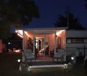 35 foot One bedroom, One bathroom Permanent RV - Priced to Sell