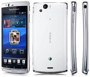 ✅ SEALED NEW Sony Ericsson XPERIA ARC S LTE 8.0MP Unlocked 4G✅