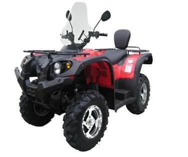 500cc 4x4 ATV - NEW