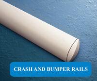 PVC Crash and Bumper Rails, Wall Guards, Kick Plates, Etc.